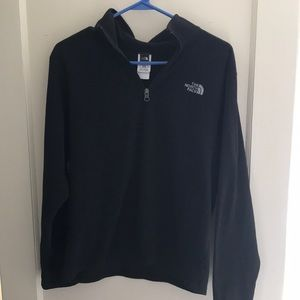 Boy's North Face Quarter Zip Fleece